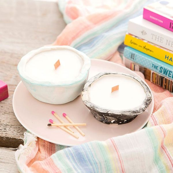 Make These Super Simple DIY Candles for Your Squad