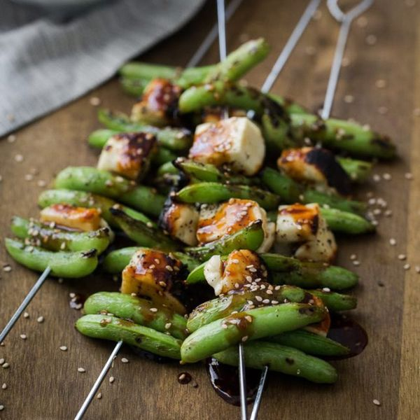 17 Vegetarian Skewers Perfect for Summer Meatless Mondays