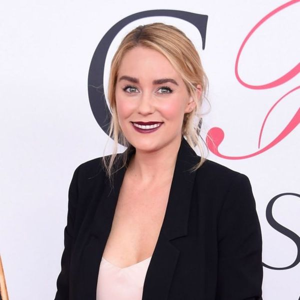 Lauren Conrad's July 4th Pie Looks ALMOST Too Pretty to Eat