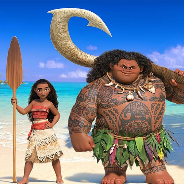 See the First Trailer for Disney's New Polynesian Princess Movie, Moana