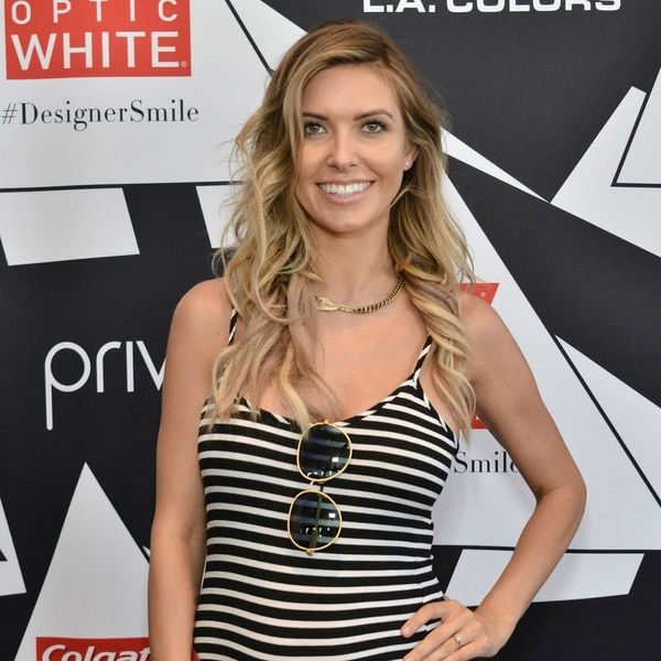 Audrina Patridge Reveals the Sweet Meaning Behind Her Daughter's Name With Her First Post-Baby Snap