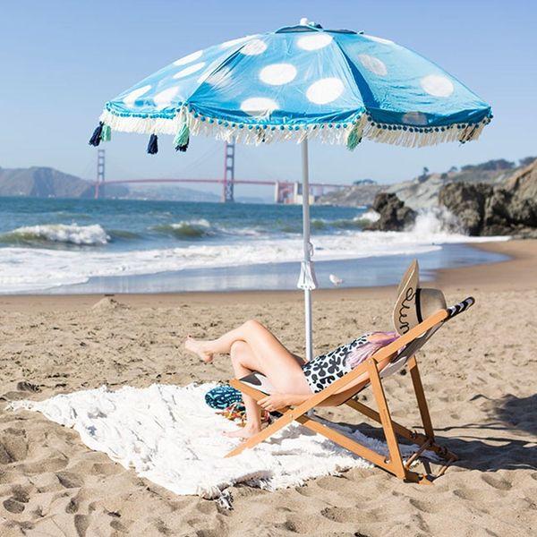 Upgrade Your Beach Umbrella in Three Easy Steps