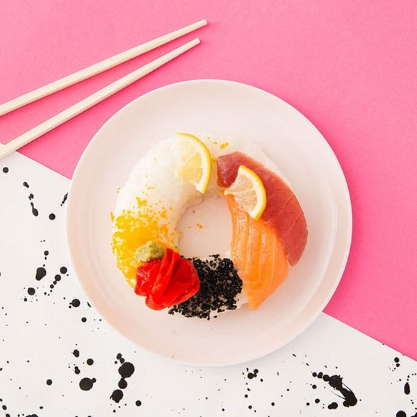 Food Hybrid: Here's Our Take on Internet Sensation Sushi Donuts