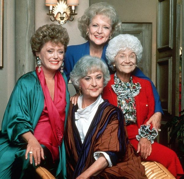 There's a New Golden Girls Cafe and We Can't Wait to Get in Line