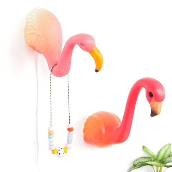 What to Make This Weekend: Flamingo Wall Lamps, Tassel Sandals + More