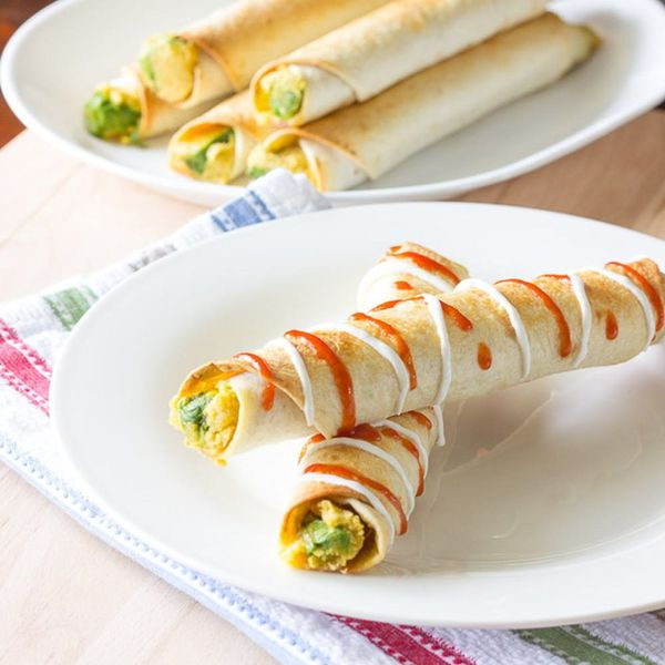 Upgrade Your Fave Childhood Snack With These 14 Taquitos Recipes
