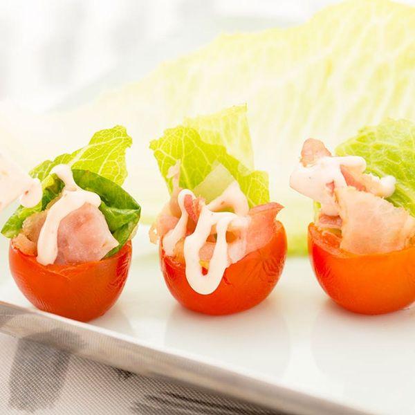 Celebrate Summer With Bite-Sized Salad Snacks