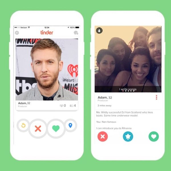 We Helped Calvin Harris + John Mayer With Their Tinder Profiles