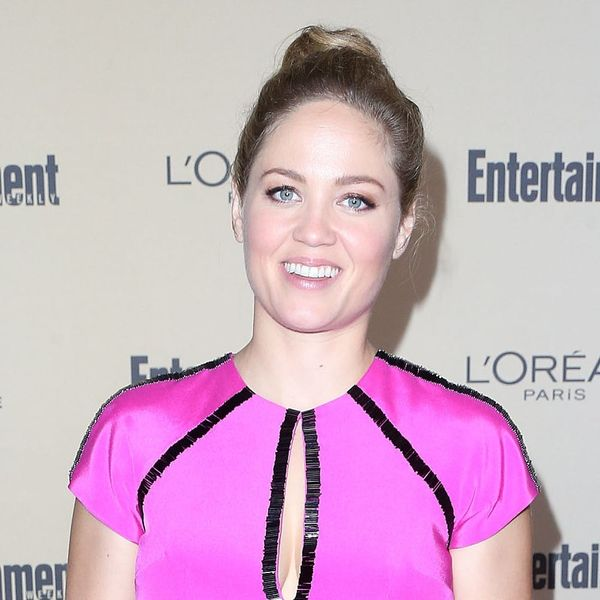 Erika Christensen Shares the First Pic of Baby Shane