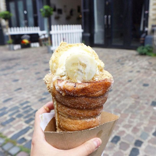 Croissant Ice Cream Cones Are Here to Change Your Summer