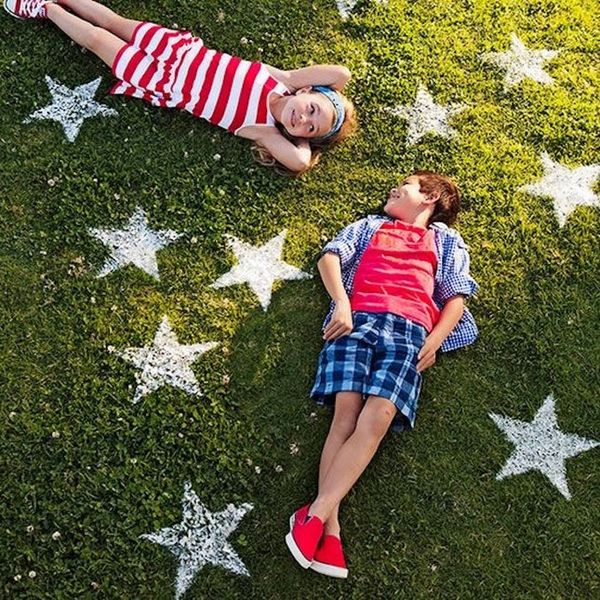 15 Fun + Festive Lawn Games for 4th of July Weekend