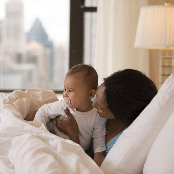 5 Ways to Make Baby's Bedtime Easier on Vacation