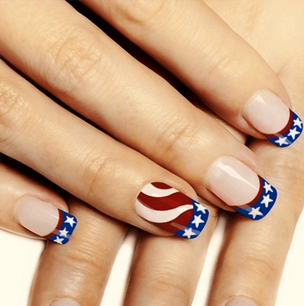 Rock These Independence Day Nails for 4th of July Weekend