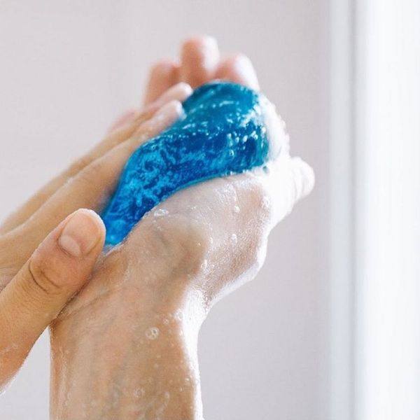 This Viral Body Wash Is Basically Jell-O for Your Skin