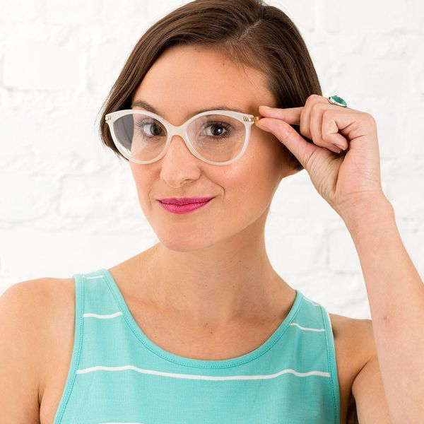 Get This Summer Smokey Eye for Gals Who Wear Glasses