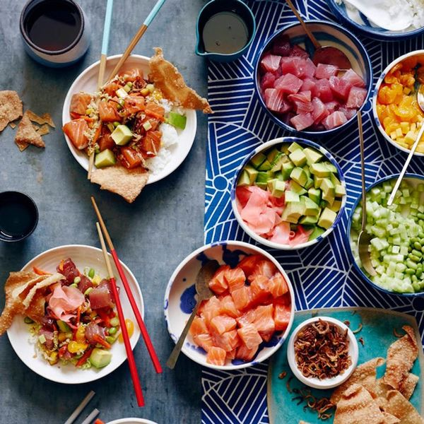12 Poke Bowl Recipes That Will Transport You Oceanside