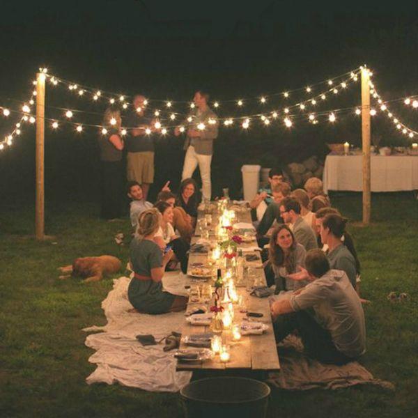The 15 Best Backyard Entertaining Ideas, According to Pinterest