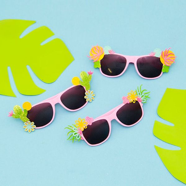 Celebrate the Bride-to-Be Desert-Style With Cactus Sunnies