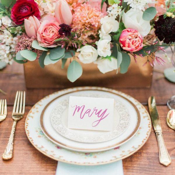 15 Stylish Wedding Table Setting Ideas for Every Couple