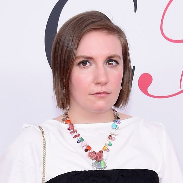 """Lena Dunham Defends Taylor Swift While Speaking Out About Kanye's """"Famous"""" Video"""