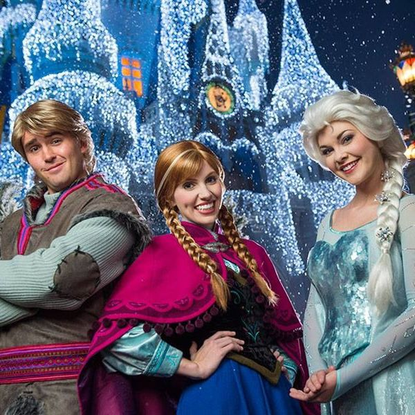 "Why Disney's Hyped New ""Frozen"" Ride Is Likely Making People Super Mad"