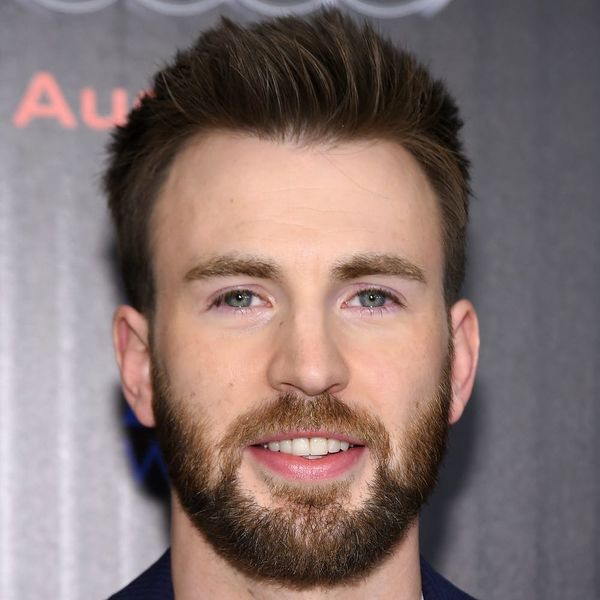 Chris Evans Made His Relationship Red Carpet Official With This Adorable Couples Debut