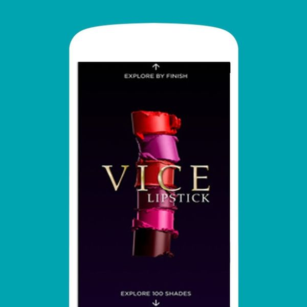 This New App Is Like a Tinder for Lipstick