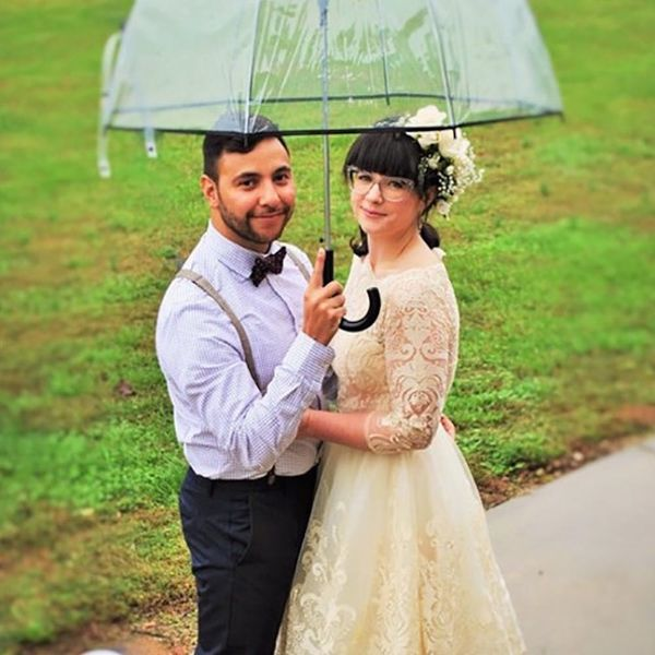 #Winning Wedding Styles from Real ModCloth Brides