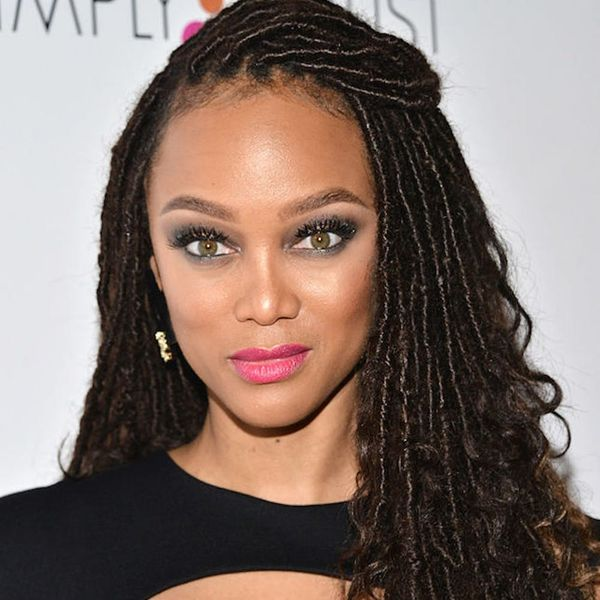 Get the Look of Tyra Banks' Glam Closet
