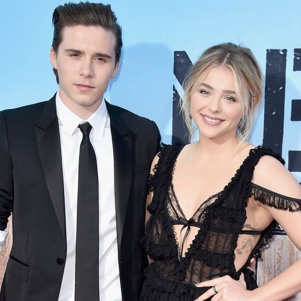 Brooklyn Beckham's Body Positive Advice to Chloe Grace Moretz Will Melt Your Heart