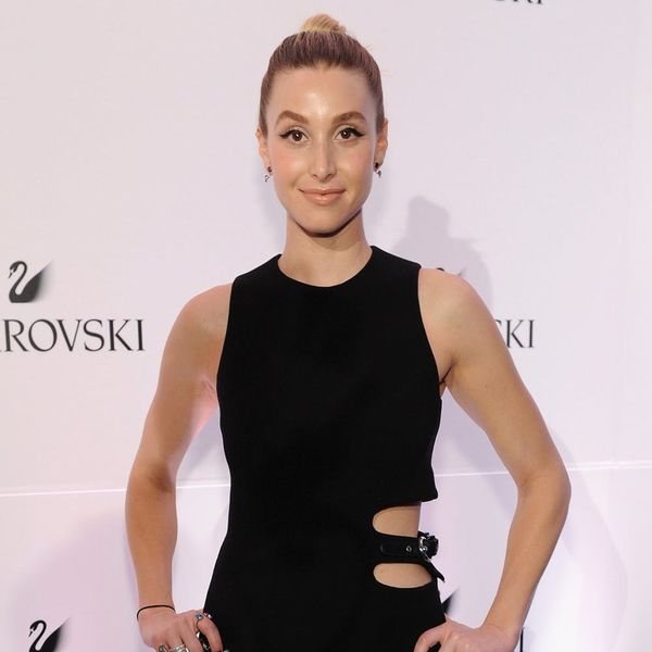 Whitney Port Will Make You Want to Learn *THIS* Creative Skill