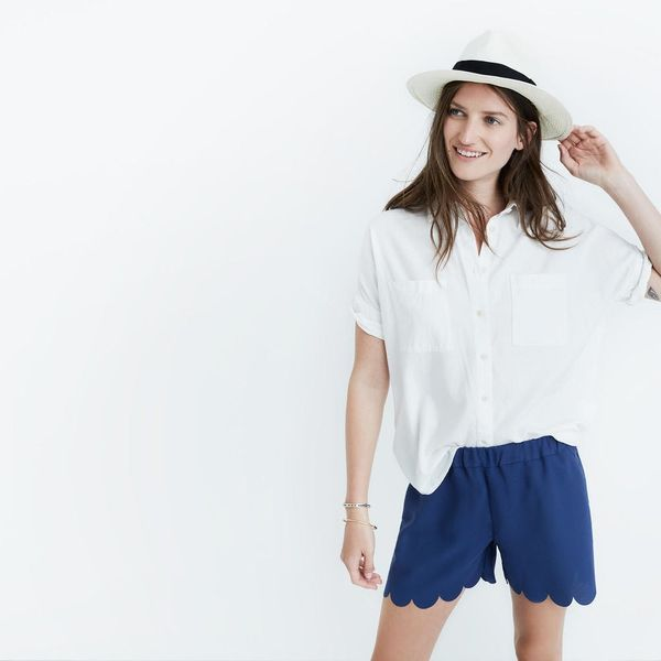 Rock These 18 Pairs of Shorts If You're Sick of Denim Cutoffs