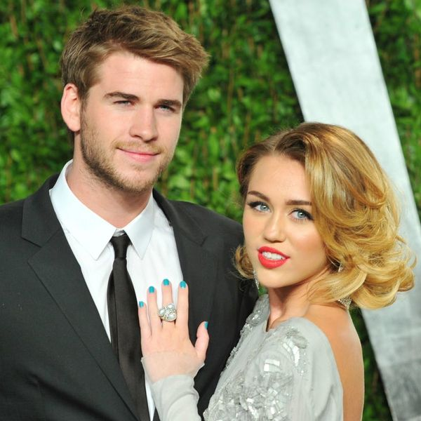 Liam Hemsworth Had the Sweetest Thing to Say About Getting Engaged to Miley Cyrus