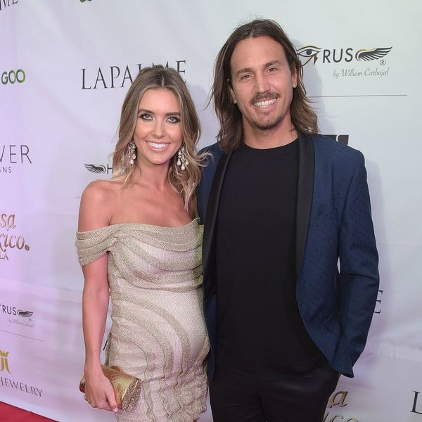 Audrina Patridge Is a Mom! You'll Love Her Baby's Adorably Quirky Name