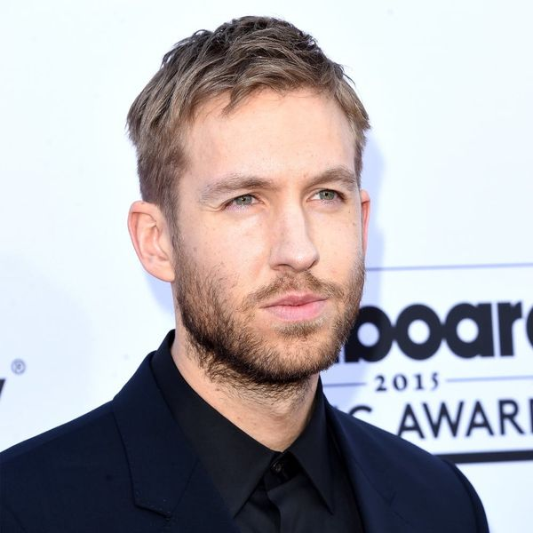 Calvin Harris Upped the Social Media Drama With These Bold Instagram Messages
