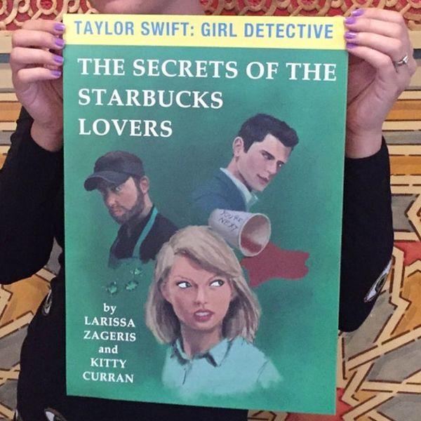 This Taylor Swift YA Mystery Novel Is Your Next Must-Read