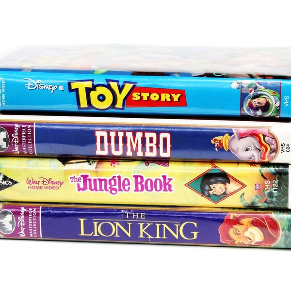 Here's How to Cash in $10,000 from Your Old Disney Tapes