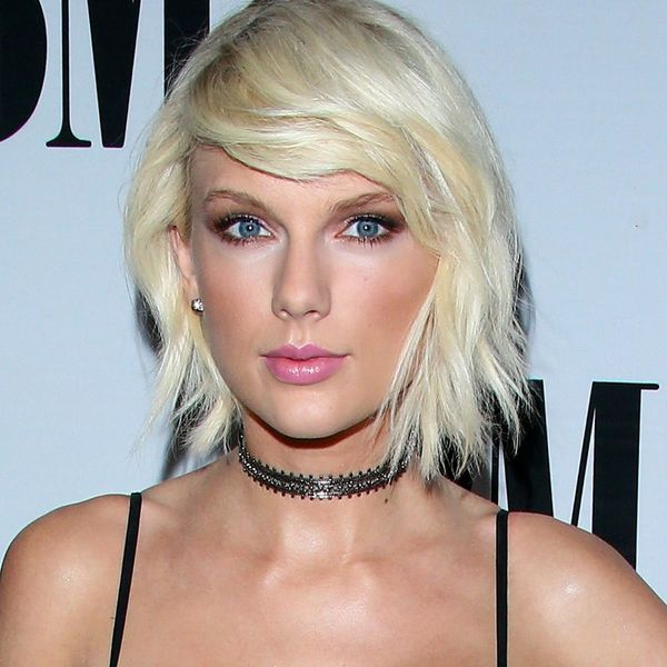 Taylor Swift Is Starting Her New Relationship With a Brand New Hair Color