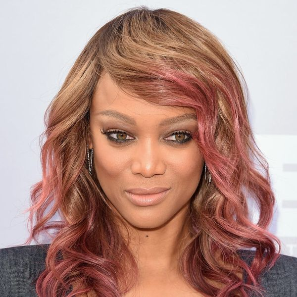 "Tyra Banks Just Gloriously Weighed in on the Kendall and Gigi ""Model War"""