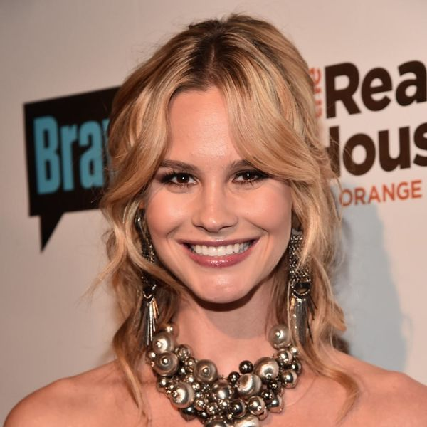 Meghan King Edmonds Is Pregnant and Reveals Her Baby Bump in a Teeny Bikini