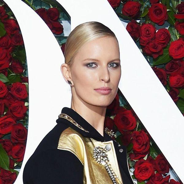 Karolina Kurkova's Maxi Dress Hack Is One You'll Want to Copy