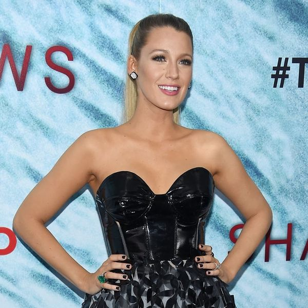 Blake Lively Joins the New Perm-Lovin' Celeb Trend
