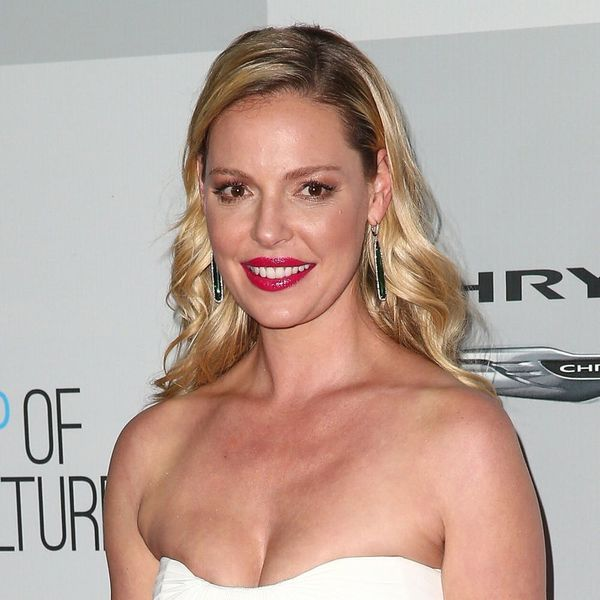 Katherine Heigl Is Pregnant With Baby #3