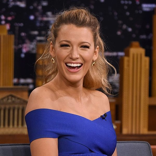 Blake Lively FINALLY Admits She's Pregnant With Baby #2