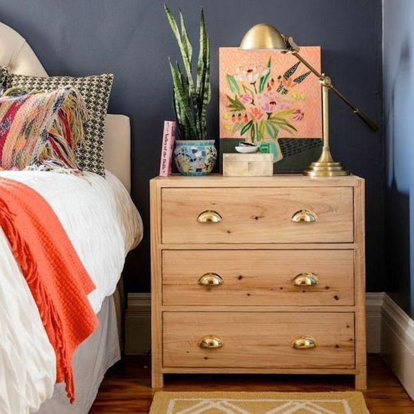 15 Bedside Table #Shelfies to Copy for Yourself