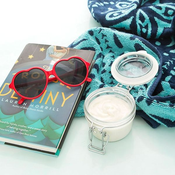 Soothe Your Sunburn With This DIY After-Sun Lotion