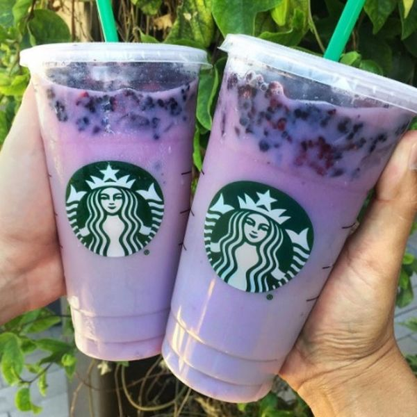 """Forget Pink Because Starbucks' """"Purple Drink"""" Is the New Tasty Trend"""