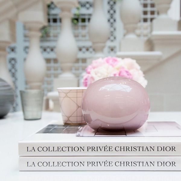 Fashion Mavens Rejoice! Dior Just Launched a Home Collection