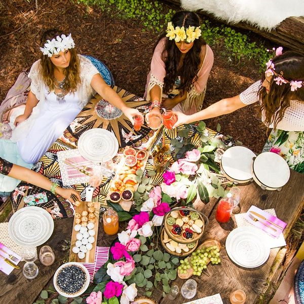 12 Must-Haves for a Picture-Perfect Boho Bridal Shower