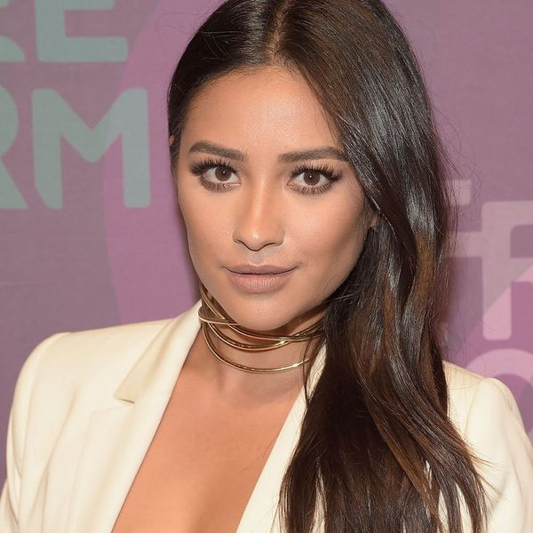 Pretty Little Liars' Shay Mitchell Is Now a Blonde